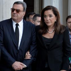 Τροχαίο ατύχημα για τον σύζυγο της Ντόρας Μπακογιάννη, Ισίδωρο Κούβελο