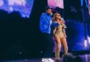 Η Beyoncé και ο Jay-Z αφιέρωσαν τη συναυλία τους στην Αρίθα Φράνκλιν