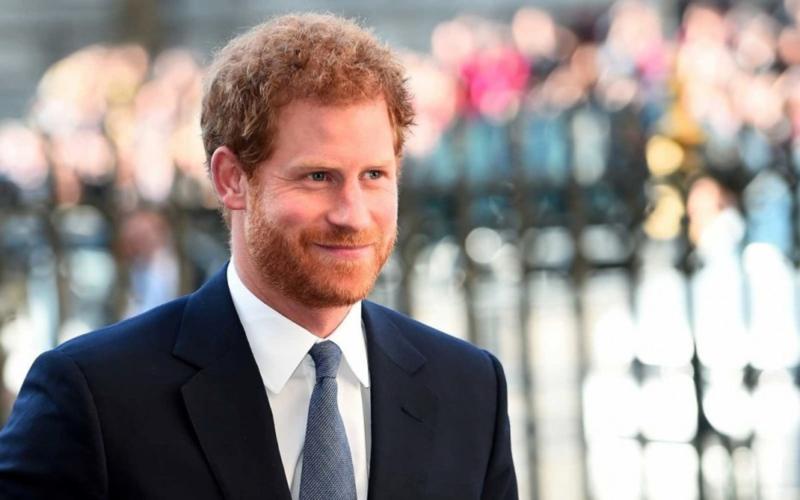 H άφιξη του πρίγκιπα Harry στον Καναδά