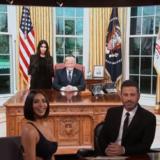 Η Kim Kardashian μιλάει για την συνάντηση της με τον Donald Trump