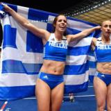 Ευρωπαϊκό στίβου: Χρυσό ελληνικό δίδυμο στο επί κοντώ!