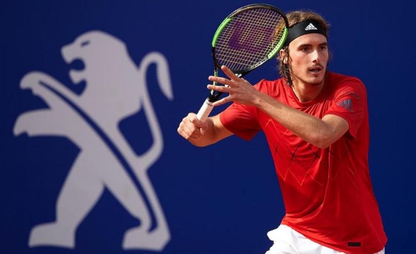 Ο Στέφανος Τσιτσιπάς αποκαλύπτει τι θα κάνει τα 500.000 ευρώ που κέρδισε στο Rogers Cup