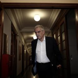 Δεκτή έγινε η παραίτηση του Νίκου Τόσκα από το υπουργείο Προστασίας του Πολίτη
