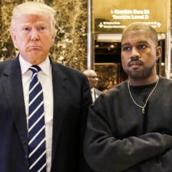 Kanye West: Η ερώτηση για τον Trump που δεν απαντήθηκε ποτέ