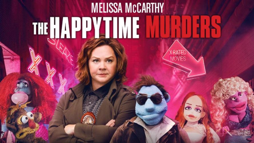 The Happytime Murders στους κινηματογράφους!
