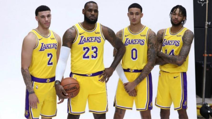 Οι Lakers του LeBron και της νέας εποχής!
