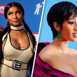 Cardi B και Nicki Minaj μαλλιοτραβήχτηκαν σε party στη Νέα Υόρκη