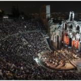Με μεγάλη επιτυχία πραγματοποιήθηκε η μεγαλειώδης συναυλία «80 Χρόνια Μάνος Λοϊζος» στο Ωδείο Ηρώδου Αττικού