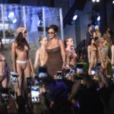 Με τα γυναικεία εσώρουχα της Ριάνα έκλεισε η Εβδομάδα Μόδας της Νέας Υόρκης