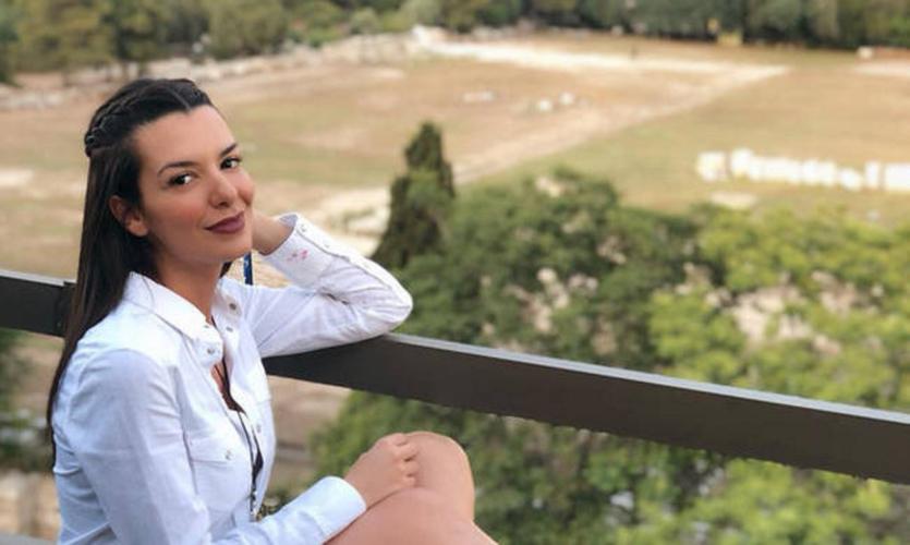 Η Νικολέττα Ράλλη μιλάει για τη σχέση της με τον Γιώργο Μαυρίδη