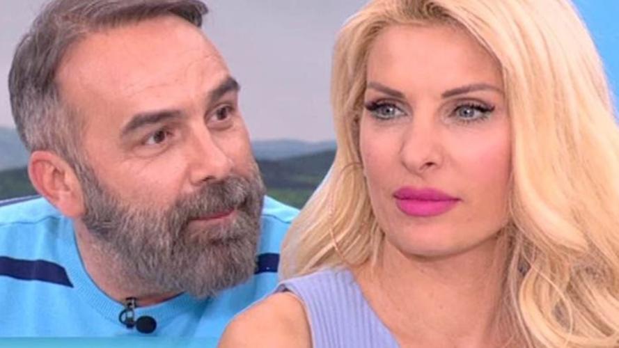 Η Ελένη Μενεγάκη και ο Γρηγόρης Γκουντάρας έλυσαν on air τις διαφορές τους