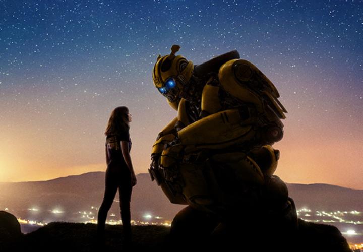 Bumblebee στους κινηματογράφους