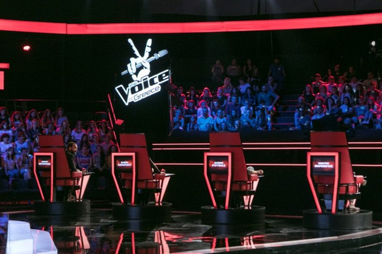 The Voice of Greece - Ένα βήμα πριν τις Auditions