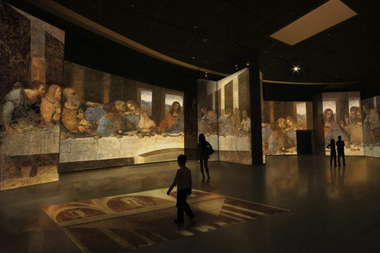 Λίγες ημέρες απέμειναν για να επισκεφτείς κι εσύ τη μεγαλειώδη έκθεση Leonardo Da Vinci – 500 Years of Genius