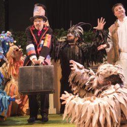 Η «Νεφελοκουκοχωρα» του Χάρη Ρώμα έρχεται στην ανακαινισμένη θεατρική σκηνή Αθηναϊς!
