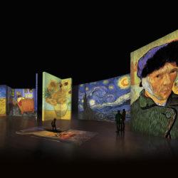 Van Gogh Alive – the experience στο Μέγαρο Μουσικής στην Θεσσαλονίκη