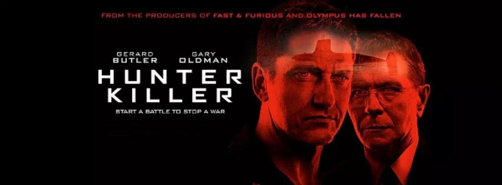 Hunter Killer στους κινηματογράφους