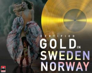 Νέα επιτυχία για την Ελένη Φουρέιρα: Χρυσή στη Σουηδία και τη Νορβηγία!