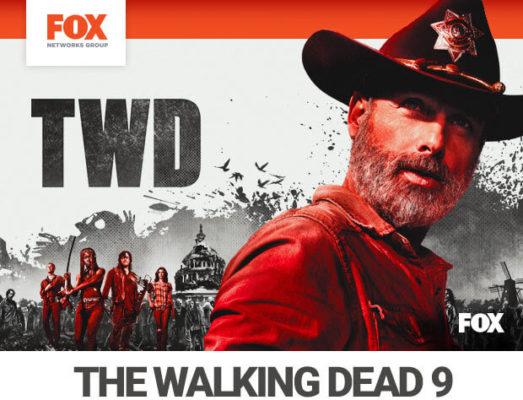 Τα τελευταία επεισόδια του Rick Grimes και όλες οι νέες σειρές του Οκτωβρίου σε FOX και FOX Life!