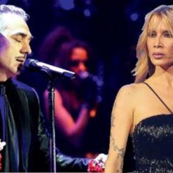 Ο Νότης Σφακιανάκης και η Πάολα μαζί στο Gazi live