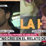 Η Laura Esquivel δεν σταμάτησε να κλαίει μετά την μαρτυρία της Thelma
