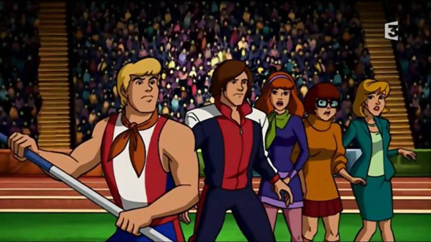 Scooby Doo! Τρομακτικοί Αγώνες σε Α' τηλεοπτική προβολή