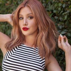Δείτε το νέο hair look της Ashley Tisdale