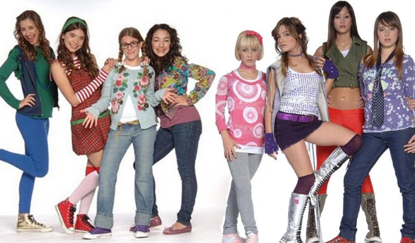 Πρωταγωνίστριες της σειράς Patty συναντήθηκαν 11 χρόνια μετά το τέλος της σειράς   Δειτε πως ειναι σημερα