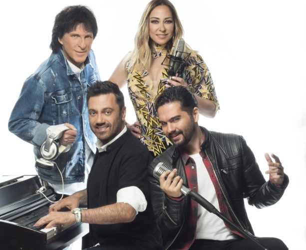 X Factor: Η αγωνία κορυφώνεται! Ποια ομάδα αναλαμβάνει ο κάθε κριτής;