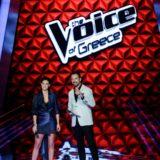 Ο Γιώργος Λιανός μιλάει για την συνεργασία του με την Χριστίνα Μπόμπα στο The Voice