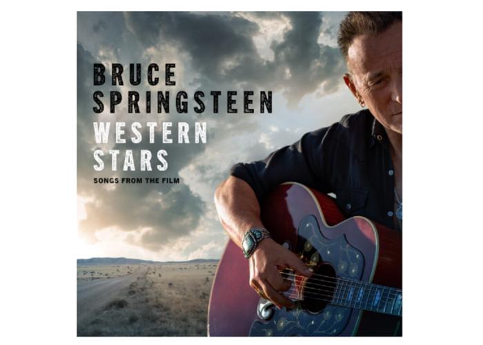 O Bruce Springsteen ανακοινώνει την κυκλοφορία του album Western Stars - Songs From The Film