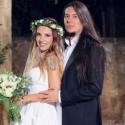 Η τρυφερή ανάρτηση της Ευρυδίκης με αφορμή την επέτειο γάμου της με τον Μπομπ Κατσιώνη