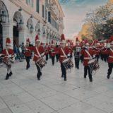 8 λέξεις: Η πρεμιέρα της σειράς στην Πλατεία Δημαρχείου στην Κέρκυρα