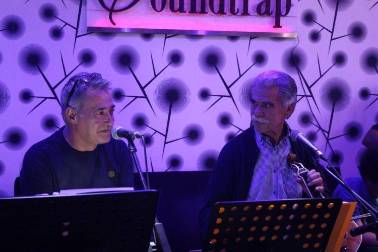 Στα παρασκήνια της συναυλίας του Βασίλη Σκουλά στο Ηρώδειο