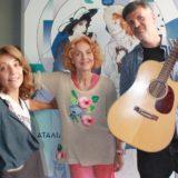 Το καινούργιο τραγούδι του Φοίβου Δεληβοριά για την Ναταλία Τσαλίκη και την Όλια Λαζαρίδου