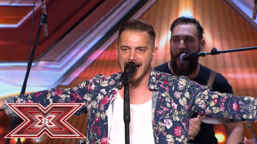 Enorasis: Εμφάνιση Φαβορί η πρώτη τους Audition στο X-Factor