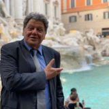 Γιώργος Παρτσαλάκης: Το απίστευτο περιστατικό που του συνέβη στο αεροδρόμιο της Ρώμης