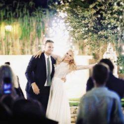 Άννη Πανταζή- Χριστόφορος Χούμας: Παντρεύτηκαν!