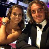 Ο Στέφανος Τσιτσιπάς αποκαλύπτει αν είναι ζευγάρι με την Μαρία Σάκκαρη!