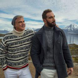 Celebrity travel: Ο Νίκος Κοκλώνης με τον Δημήτρη Αργυρόπουλο στη γη του πυρός