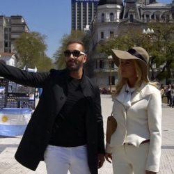 Celebrity travel, επεισόδιο 2: Ο Νίκος Κοκλώνης και η Μαρίνα Πατούλη κάνουν μαθήματα τάνγκο και επισκέπτονται το Λα Μπομπονέρα