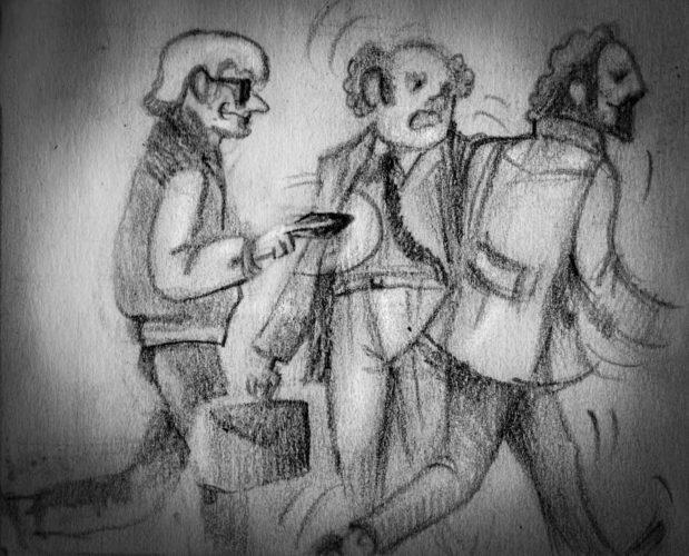 Το εγχειρίδιον του καλού κλέφτη στο θέατρο Μεταξουργείο