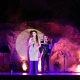 Συναυλία της Φωτεινής Δάρρα στο Ιστορικό Μουσείο Υδρας