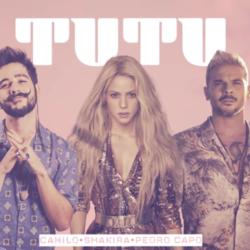 H Shakira ενώνει τις δυνάμεις της με τον Camilo και τον Pedro Capo για το Tutu Remix!