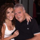 Δείτε την Γιάννα Τερζή να τραγουδά μαζί με τον πατέρα της Πασχάλη!