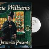 O Robbie Williams ανακοινώνει το The Christmas Present!