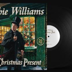 O Robbie Williams και το The Christmas Present στην κορυφή των charts!