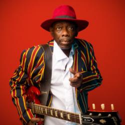 Ο θρύλος του blues Lucky Peterson στο Half Note