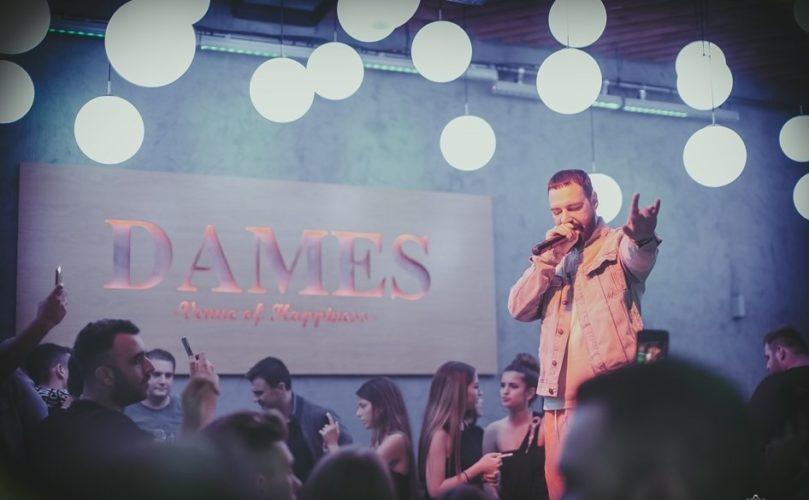 Οι επικές «Dames» συναντήσεις του Υποχθόνιου με διάσημους rapper: Donuts, σαμπάνιες, hot dancers και χαμός στη Γλυφάδα