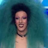 H πρώτη drag queen σε ελληνικό show έκλεψε τις εντυπώσεις στο Final Four